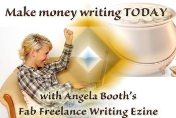 Make money writing; free writing tips