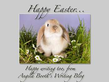 Happ Easter Dear Writer