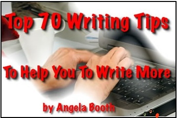 Ebook The Top 70 Writing Tips To Help You To Write More-1